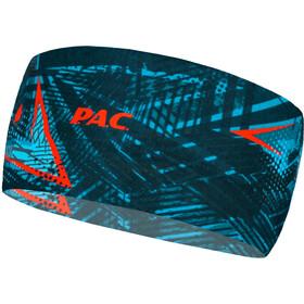 P.A.C. Ocean Upcycling Headband, Azul petróleo